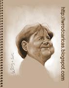 Angela Merkel (Work in Progress)