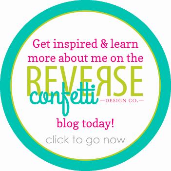 Reverse Confetti Blog