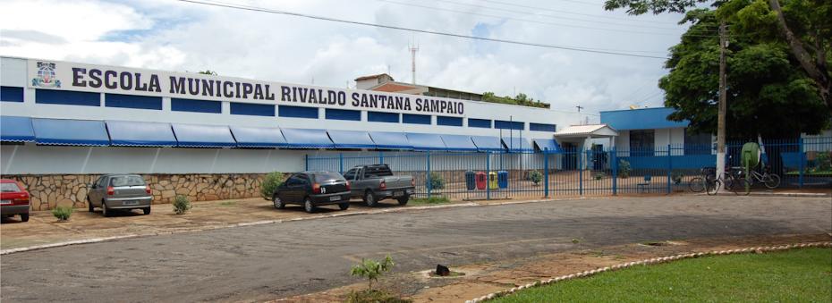 ESCOLA MUNICIPAL RIVALDO SANTANA SAMPAIO