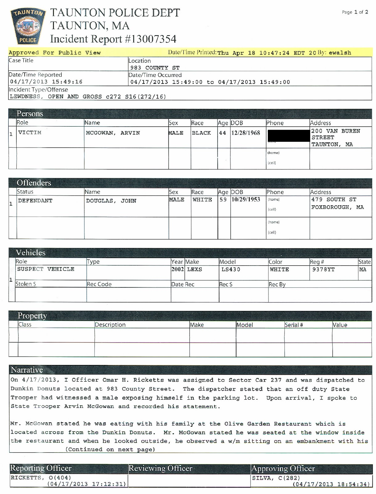 Sample Police Report Sample Police Report Template 6 Free Word – Mock Police Report