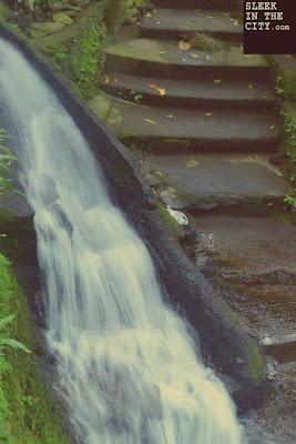 camiguin ardent hot spring slide