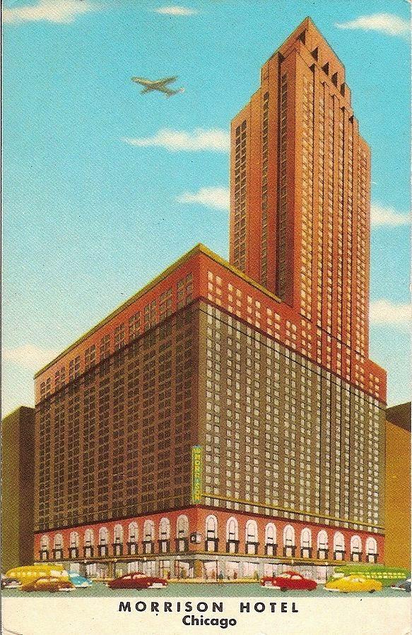 Morrison Hotel en Chicago