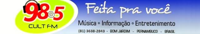 Rádio Cult FM - 98,5
