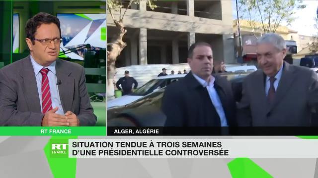 Où va l'Algérie? Entre manifestations et élections 12/12