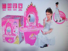 NEW Dressing Table Wheel,RM85 nett!!!