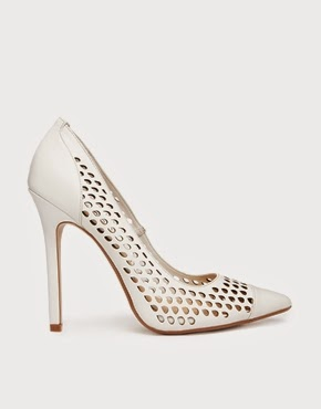 ASOS pointed high heels