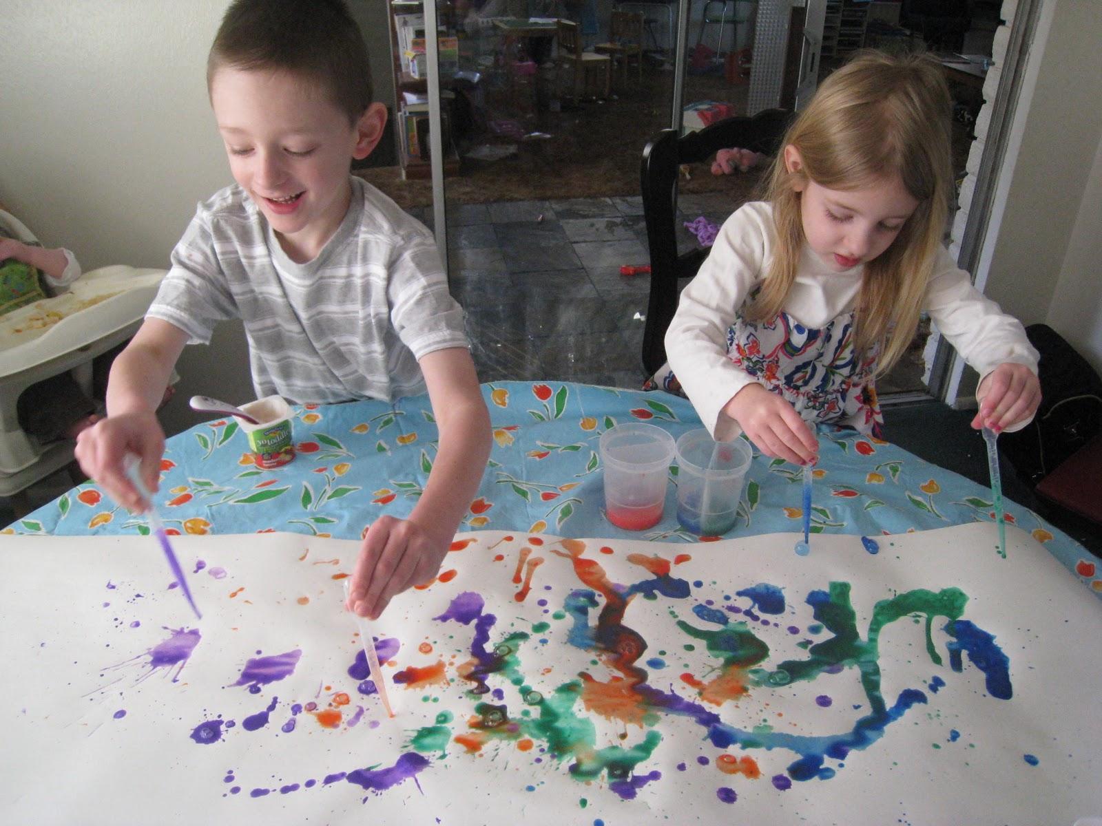 Artist Study- Jackson Pollock - Teach Beside Me