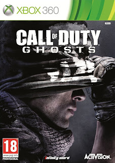 call of duty ghosts european xbox 360 box art Rumor   Europe   Call of Duty: Ghosts Box Art Revealed