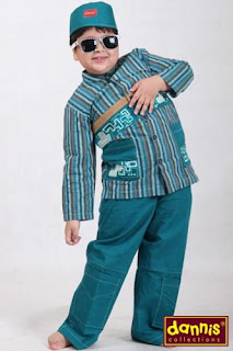 Model Baju Muslim Anak Laki-Laki