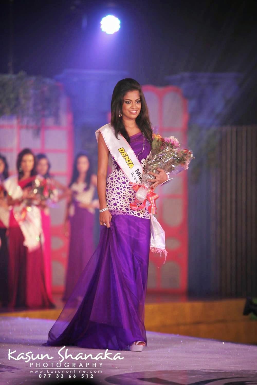 Derana Miss Sri Lanka Earth 2017 Contestants - Srilanka