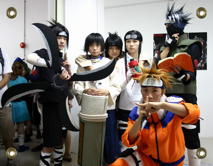 sasuke cosplay costume