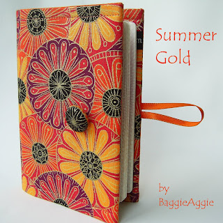 Gorgeous ladies' passport cover in mouth-watering tropical colours.