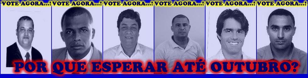 VOTE AGORA...!