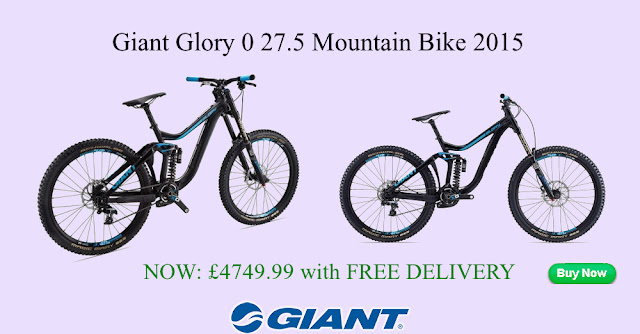 2015 Mountain Bike: Giant Glory 0 27.5