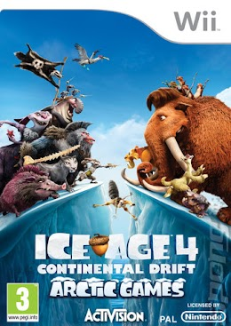 Ice Age 4 Continental Drift [MULTI7]