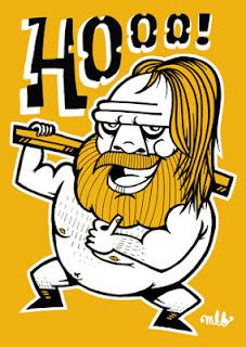 """""""HOOOOOOOOO!"""" Hacksaw Jim Duggan!"""