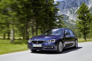 Η νέα BMW Σειρά 3 - πρόσθετες φωτογραφίες