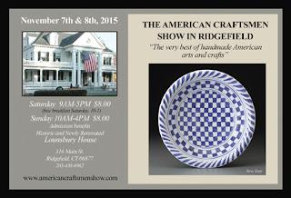 American Craftsmen Show Poster