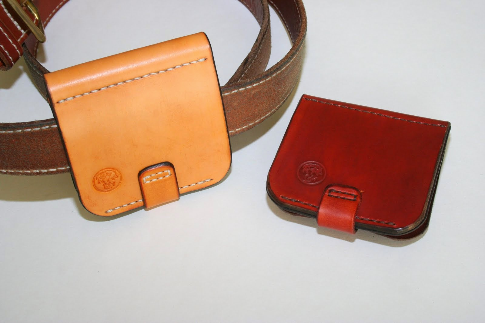 Cartridge pouch - rear view