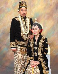 Busana Tradisional Yogyakarta