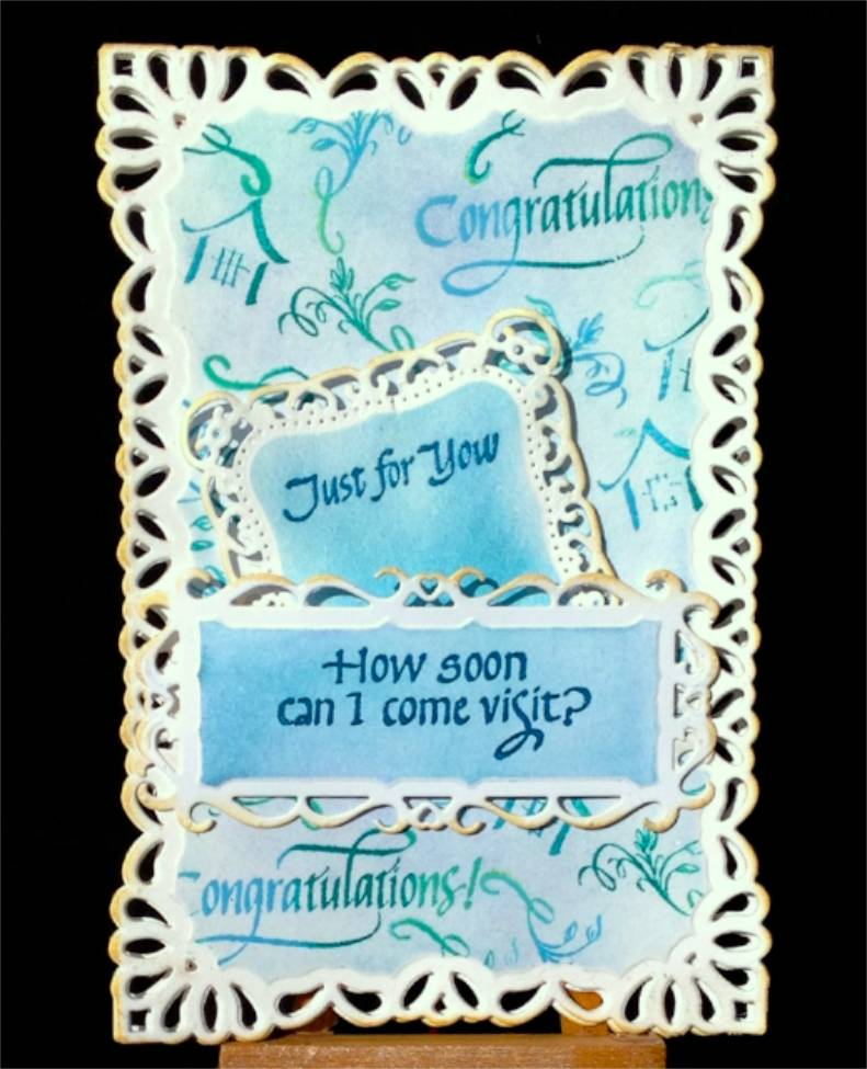 Quietfire creations home congratulations robyn here and where ever you are whatever you are doing congratulations you deserve it altavistaventures Choice Image
