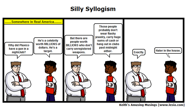 Silly Syllogisms - Knowledge Articles