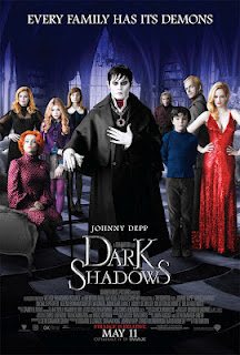 Sombras tenebrosas (Dark shadows) (2012)