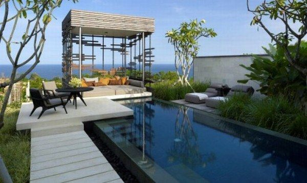 Inspiration Design Swimming Pool Outdoor | Home Idea\'s