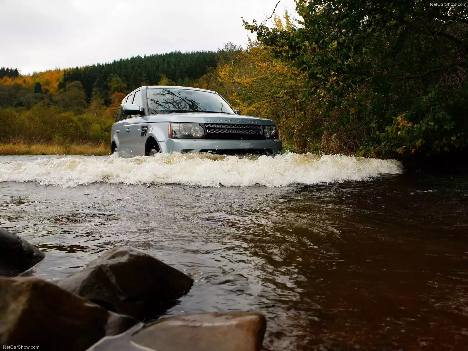 Hình ảnh xe ô tô Land Rover Range Rover Sport 2012 & nội ngoại thất