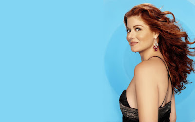 Debra Messing Sexy Wallpaper