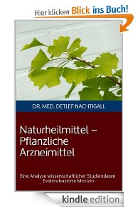 Naturheilmittel - pflanzliche Arzneimittel