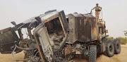 Sahel - Scania CaRaPACE (Camion Ravitailleur Pétrolier de l'Avant à Capacité Étendue)