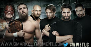 Watch WWE TLC 2012 Team Hell No and Ryback vs Shield TLC Match