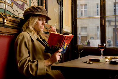 Melanie Laurent in Inglorious Basterds
