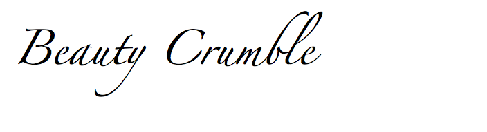 Beauty Crumble