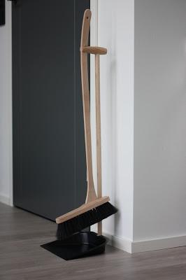 ANNO puinen harjasetti: edullinen design rikkalapio.