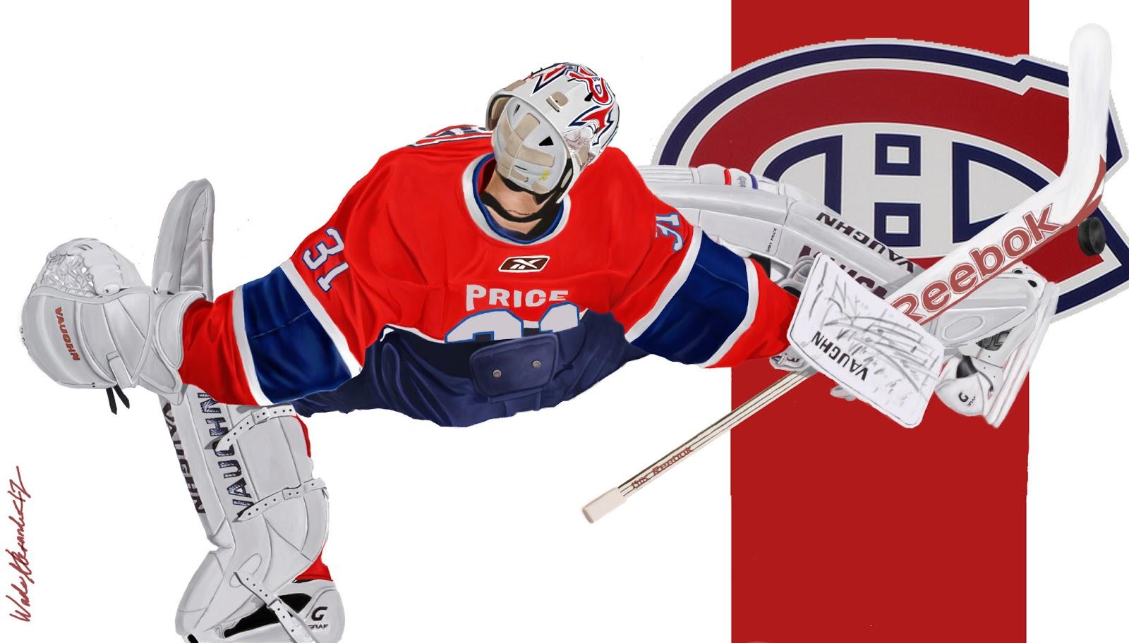 Carey price wallpapers montreal habs montreal hockey 9 html code - Carey Price