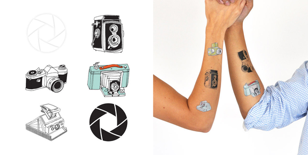 tattly tattos modernos