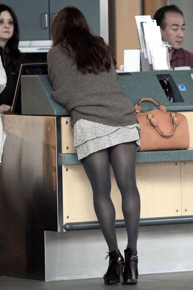 pantyhose eva video