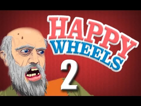 Happy Wheels 2 unblocked