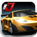 Racing Rivals App Icon Logo