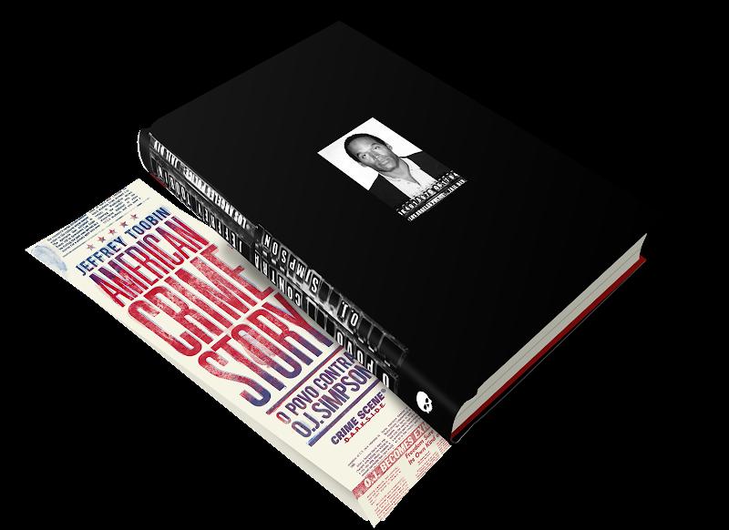 DarkSide lança no brasil o livro que deu origem a nova série AMERICAN CRIME STORY
