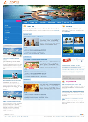 Share template JV Winto - Joomla 1.5