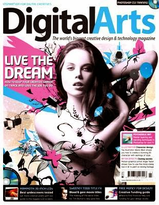 Digital Arts Magazine
