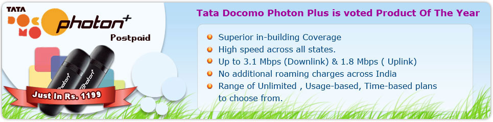 Tata Photon Plus Data Card In Pune Call 8446688445