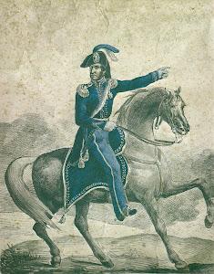 Las armas blancas de San Martín