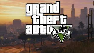 Logo Grand Theft Auto 5