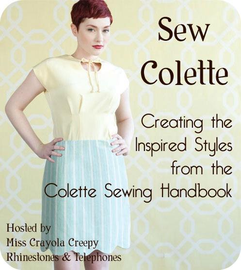 Announcement - Sew Colette