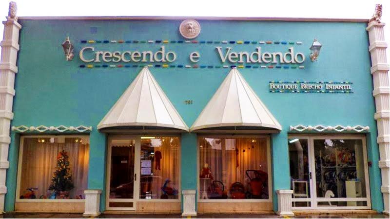 Crescendo e Vendendo Boutique Brechó Infantil