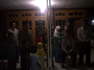 Warga Desa Bulang Melaksanakan Ibadah Umrah